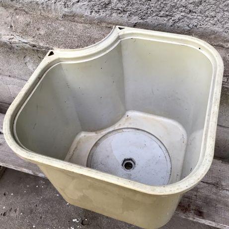 Бак для стиральной машинки «Малютка»