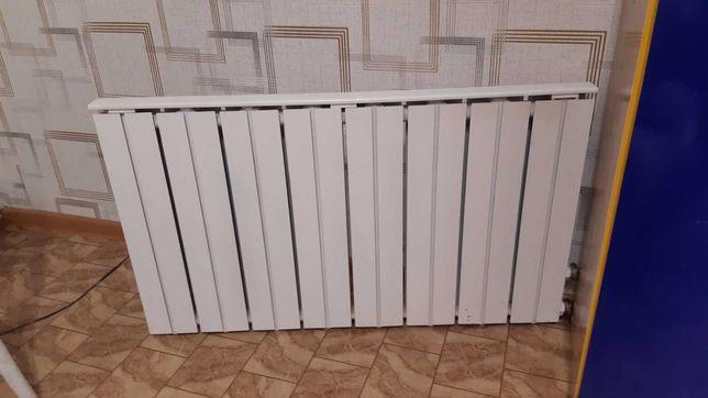 Радиаторы алюминиевые 8 и 4 секции