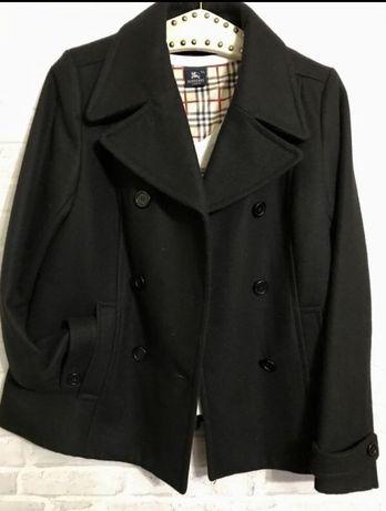 Пальто. Полупальто. Бушлат. Двубортное пальто.