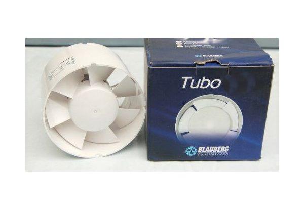 Канальний вентилятор blaunberg tbo 100, новий в коробці