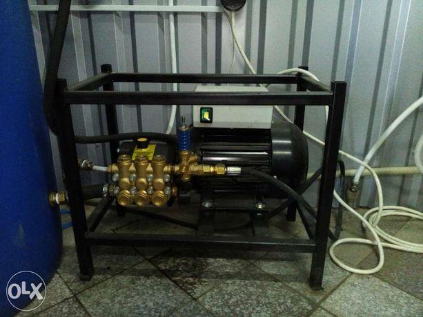 Аппарат высокого давления керхер, karcher, насос hawk