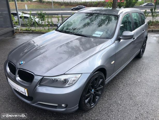 BMW 320 d Touring EfficientDynamics