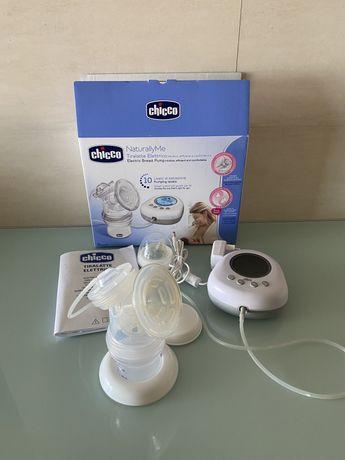 Bomba electrica extrator de leite materno Chicco NaturallyMe
