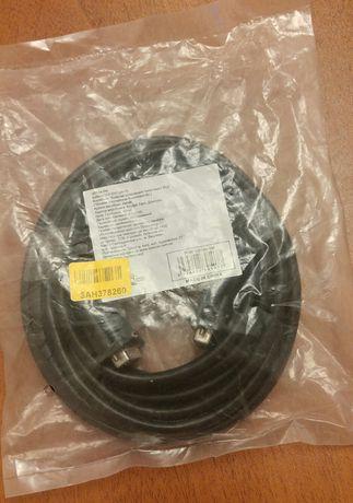 Кабель Viewcon VD104, DVI2 (24+1), 5m (VD 104-5м.)