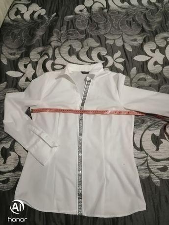 Biała koszula rozmiar 40