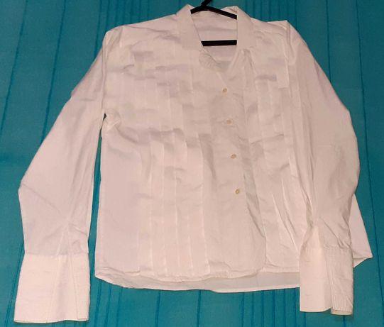 Camisa Branca de Traje