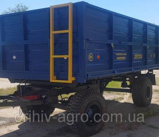 Прицеп тракторный 2ПТС-6 самосвал, Причіп