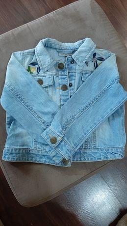 Джинсовая куртка для девочки Next!!