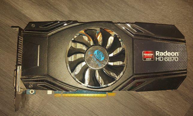 AMD Sapphire HD6870 1GB DDR5