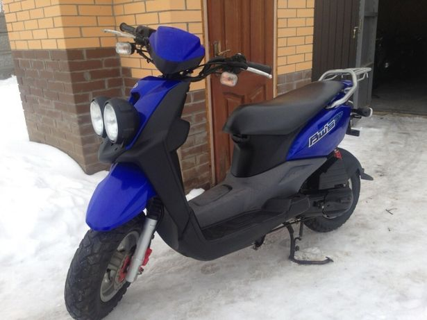 Японские скутера