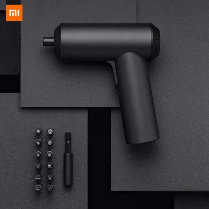 Электроотвертка Xiaomi Mijia Electric Screwdriver - 3400 руб. Донецк - изображение 1