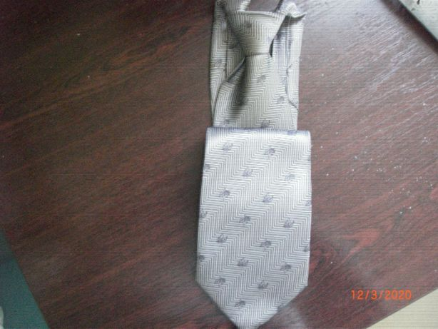 фирменный галстук SHI DAI WANG