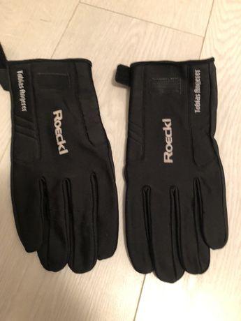Roecki -narciarskie rekawiczki roz.10,5 j.nowe