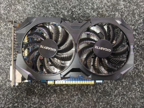 Видеокарта Gigabyte GeForce GTX 750 Ti 2GB GDDR5 128 bit