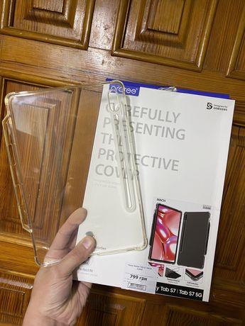 Чехол Araree MACH (Clear) AR20-00968A для Galaxy Tab S7
