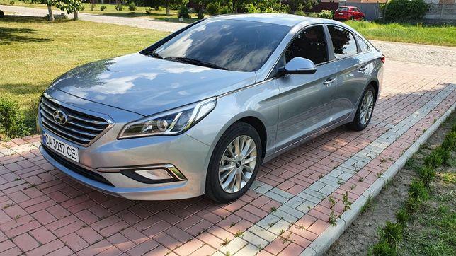 Hyundai Sonata LF 2015 Lpi