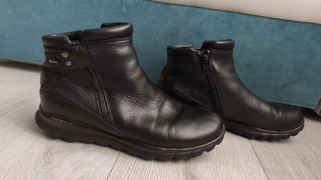Ботинки кожа оригинал 38р