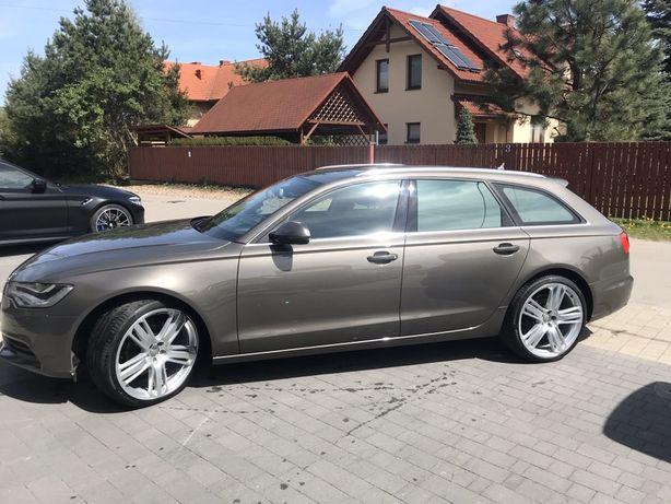 Felgi 21 cali Audi sprzedam lub zamienie na mniejsze