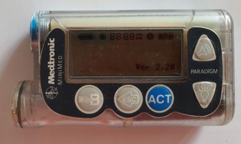Pompa Insulinowa MEDTRONIC 722 używana sprawna Wrocław - image 1