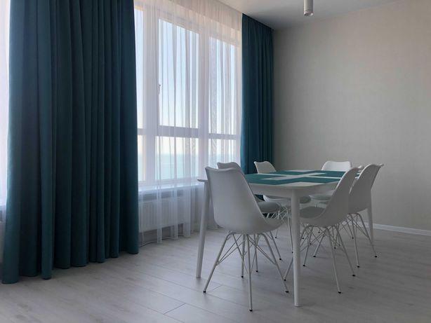 Сдам посуточно  свою новую квартиру в ЖК «Новый берег» с видом на море