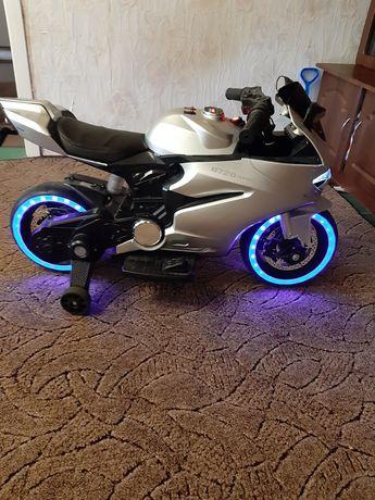 Продам байк, электро Мотоцикл Bambi Racer New M 4104ELS-11 Greу