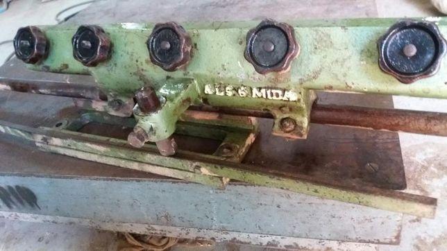 Máquina de afiar laminas das garlopas mida