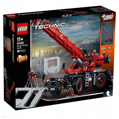Lego Technic 42082 dźwig NOWY