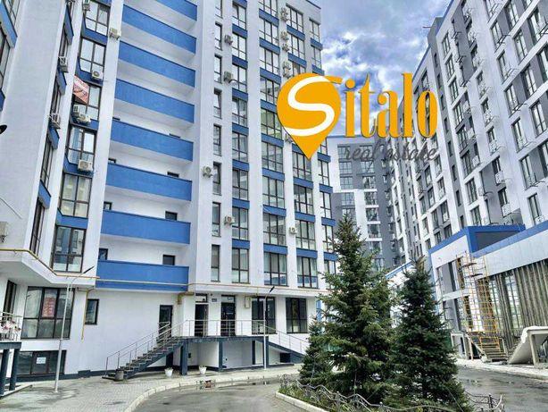 1 комн. квартира . пл. 44 кв.м., Дарницкий р-н, Славутич, ЖК Ривьера