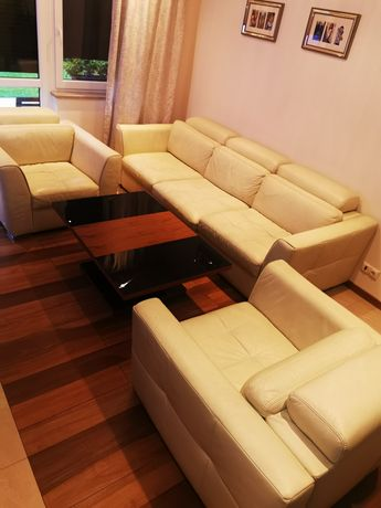 Meble bydgoskie kanapa +2 fotele