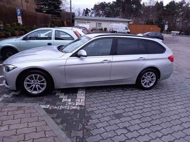 BMW Seria 3 Stan Idealny F31 318i