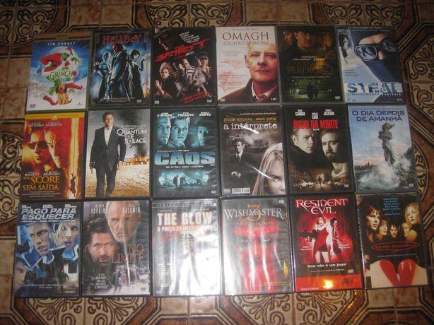 Mega Lote DVDs/Originais!