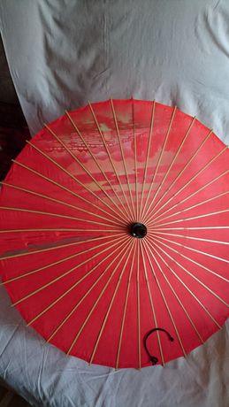 Зонт. Яркий, интересный.