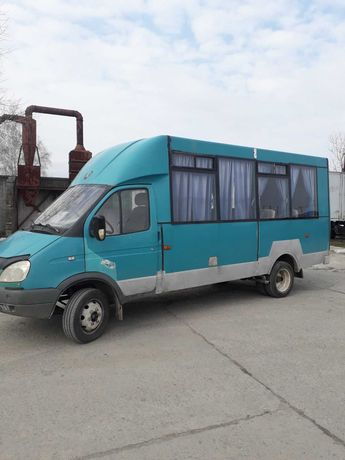 автобус РУТА (газель)