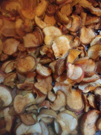 Сухофрукти сушка яблук Сухофрукты из яблок Яблоки сушенные сушёные