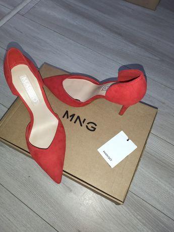 Красивейшие Туфельки Mango 36 р
