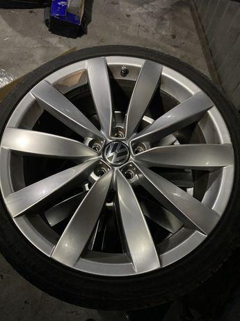 """Felgi 19"""" oryginalne Volkswagen scirocco golf 6 7 passat"""