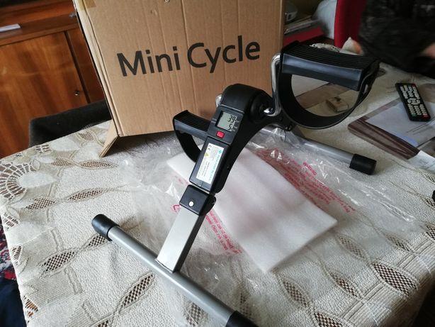 NOWY Rotor aluminiowy z odometrem, rower do ćwiczeń stacjonarny