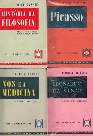 9391 Colecção Vida e Cultura edição Livros do Brasil