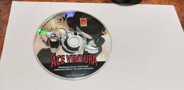 Ace Ventura CD po polsku cd projekt oryginalna