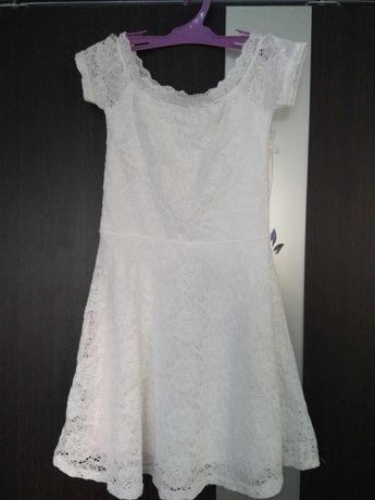 Платье гипюровое для девочки