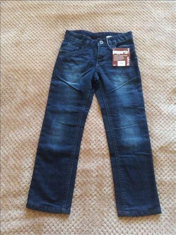 Новые джинсы на подкладке 122