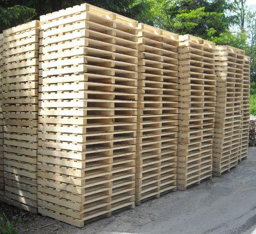 Palety jednorazowe drewniane nowe producent