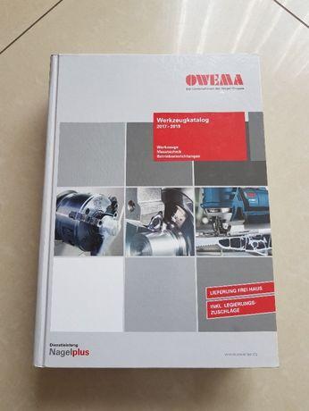 Owema Werkzeugkalog Немецкий большой каталог приборов