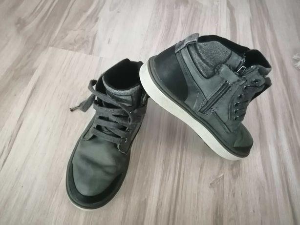 Wiosenne buty 34 dla chłopca Geox
