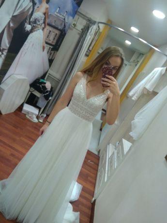 sprzedam suknię ślubną SINCERITY 44120