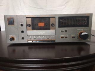 Unitra ZRK Stereo Cassette Deck M3016