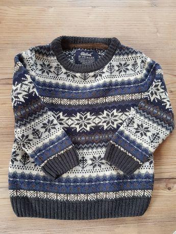 Sweter zimowy rozm.92
