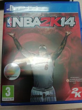 NBA 2k14 PS4 Playstation 4