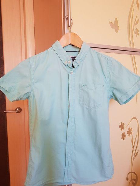 Рубашка для мальчика-подростка 152 см