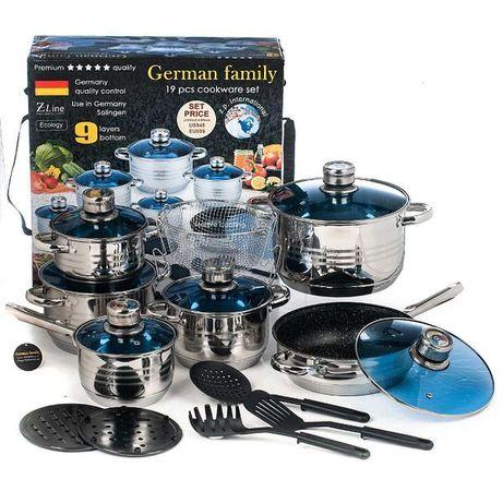 Набор посудыGerman Family (18 предметов)